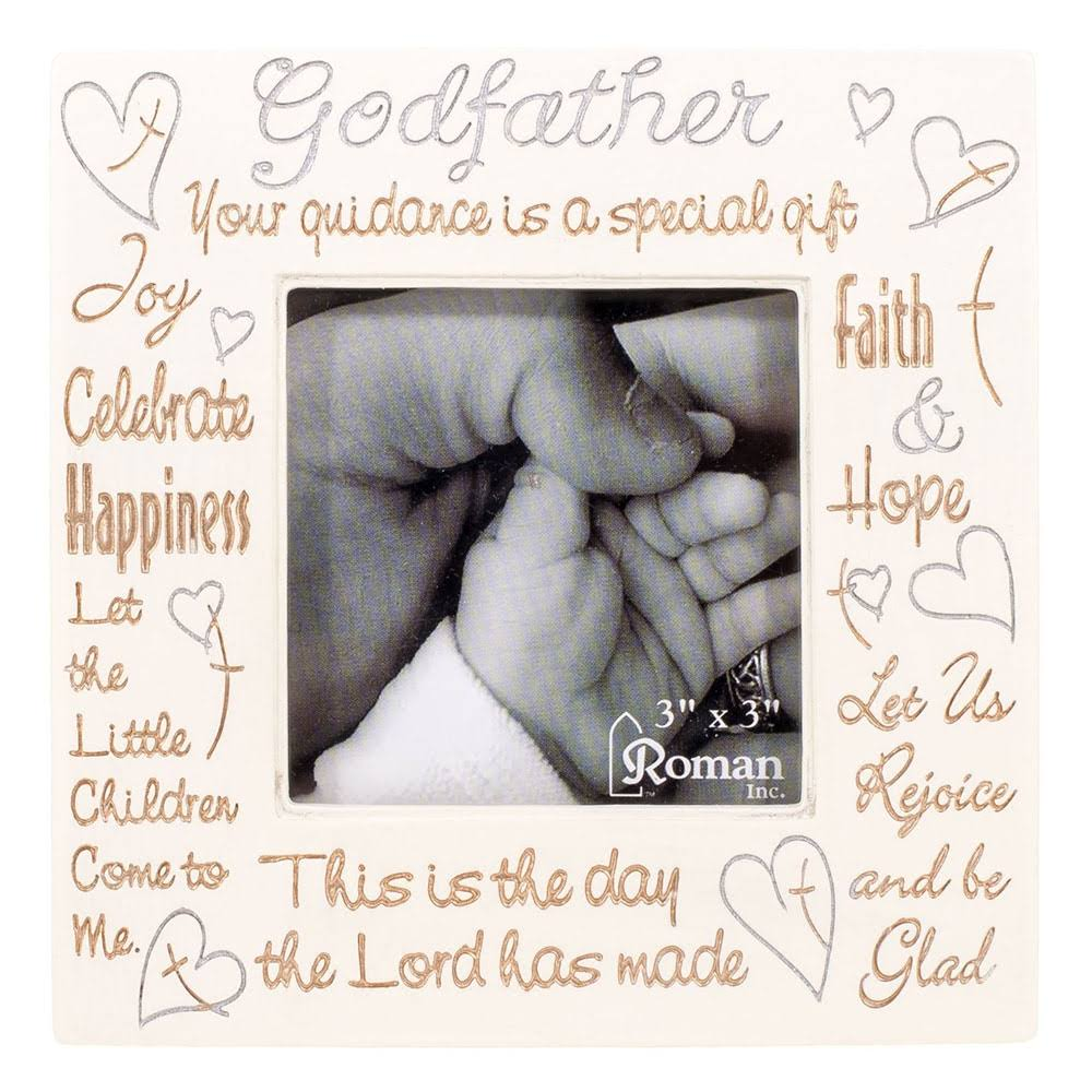 God-Father Photo Frame