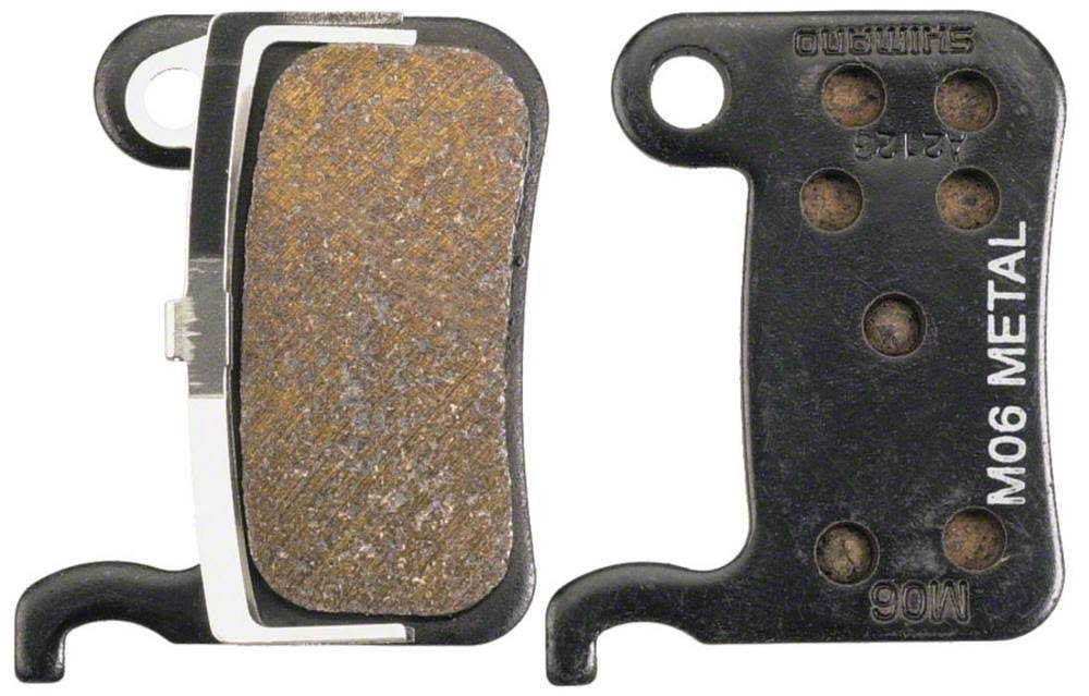 Shimano M06 Disc Brake Pads Metal