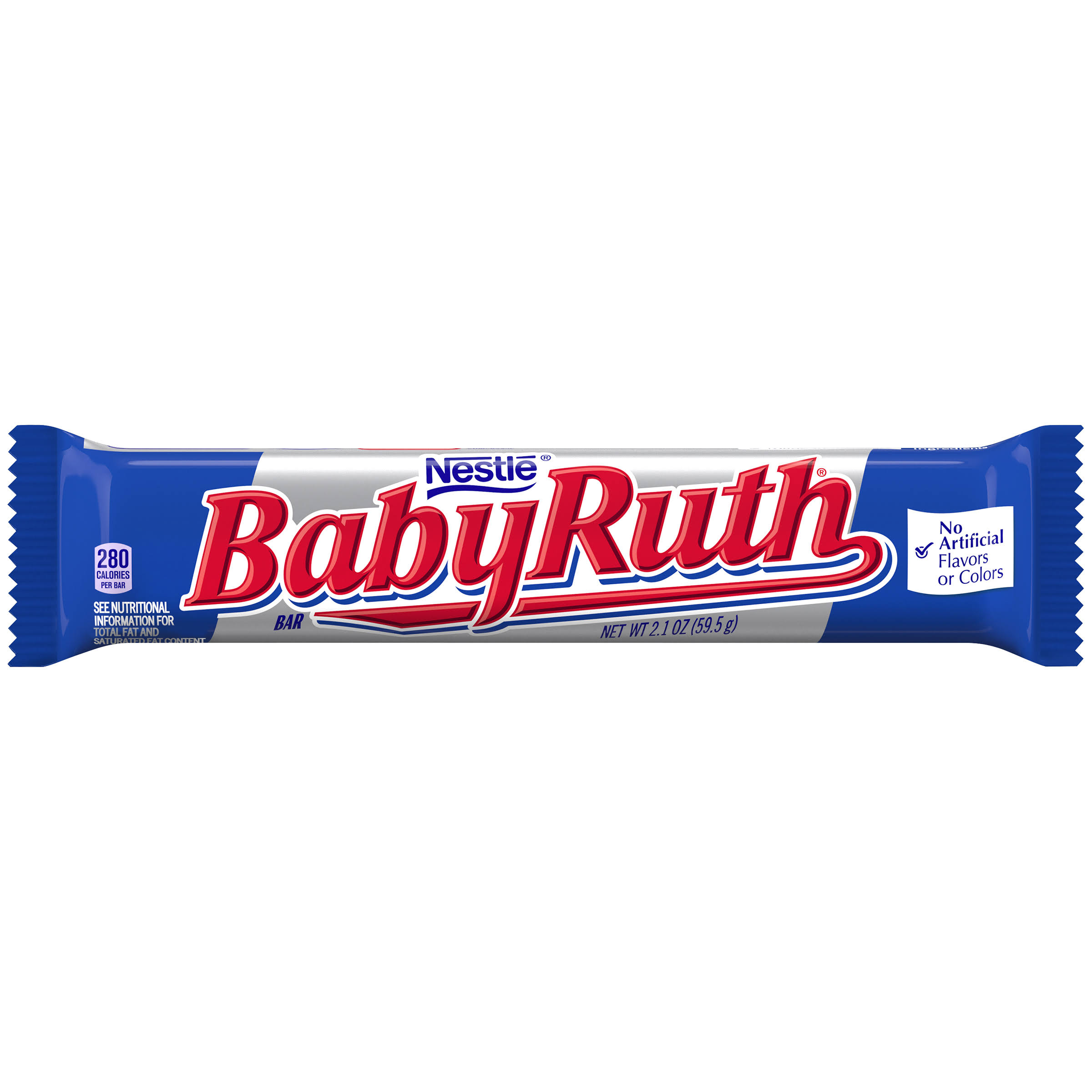 Baby Ruth Chocolate Bar - 2.1oz