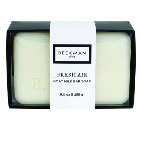 Beekman Fresh Air Pure Goat Milk Bar Soap - 9oz
