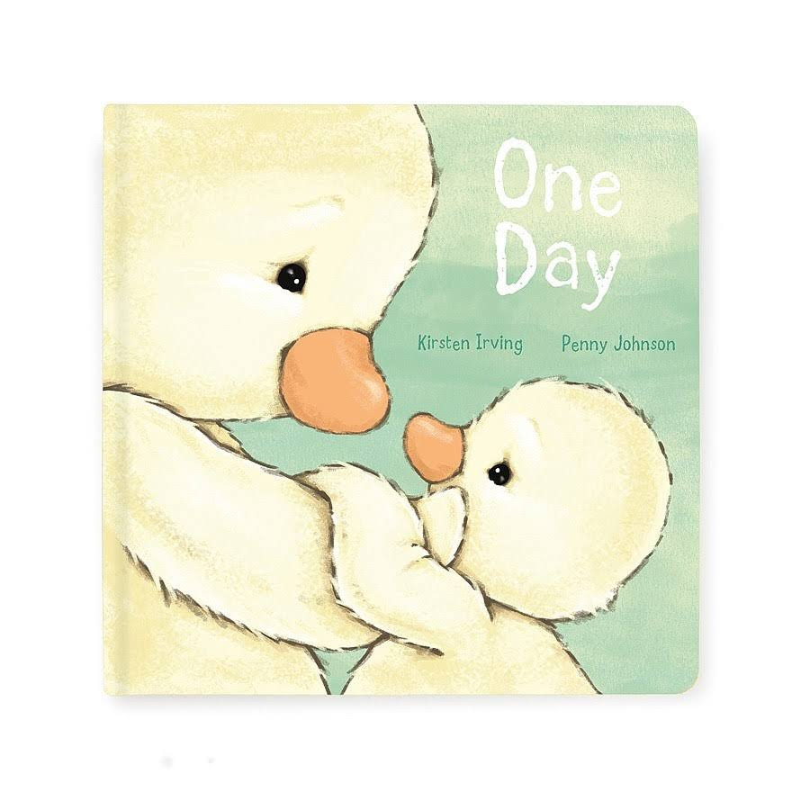 Jellycat Book One Day