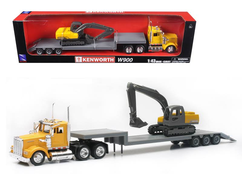 New Ray AS15293 Kenworth Truck Assortment - 1:43 Scale