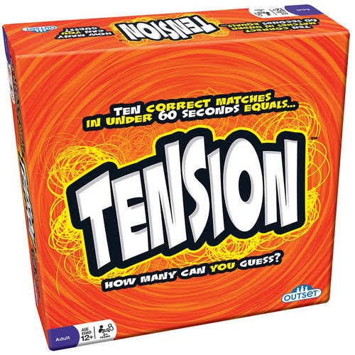 Cheatwell 103547 Tension Game, 2 minimum Players