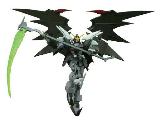 Gundam Endless Walts Deathscythe Hell Toy Kit
