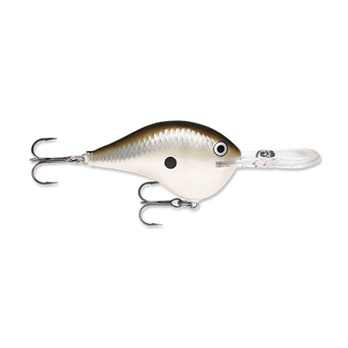 Rapala Dives to 14 Fishing Lure - 7cm, Pearl Grey
