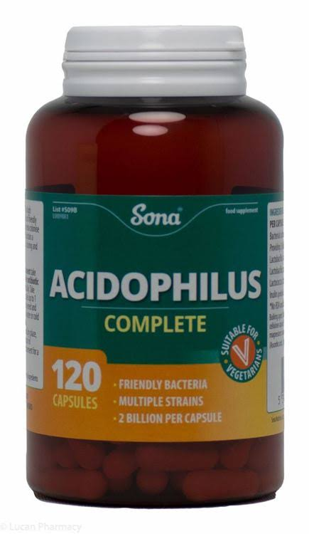 Sona Acidophilus 120 Tablets