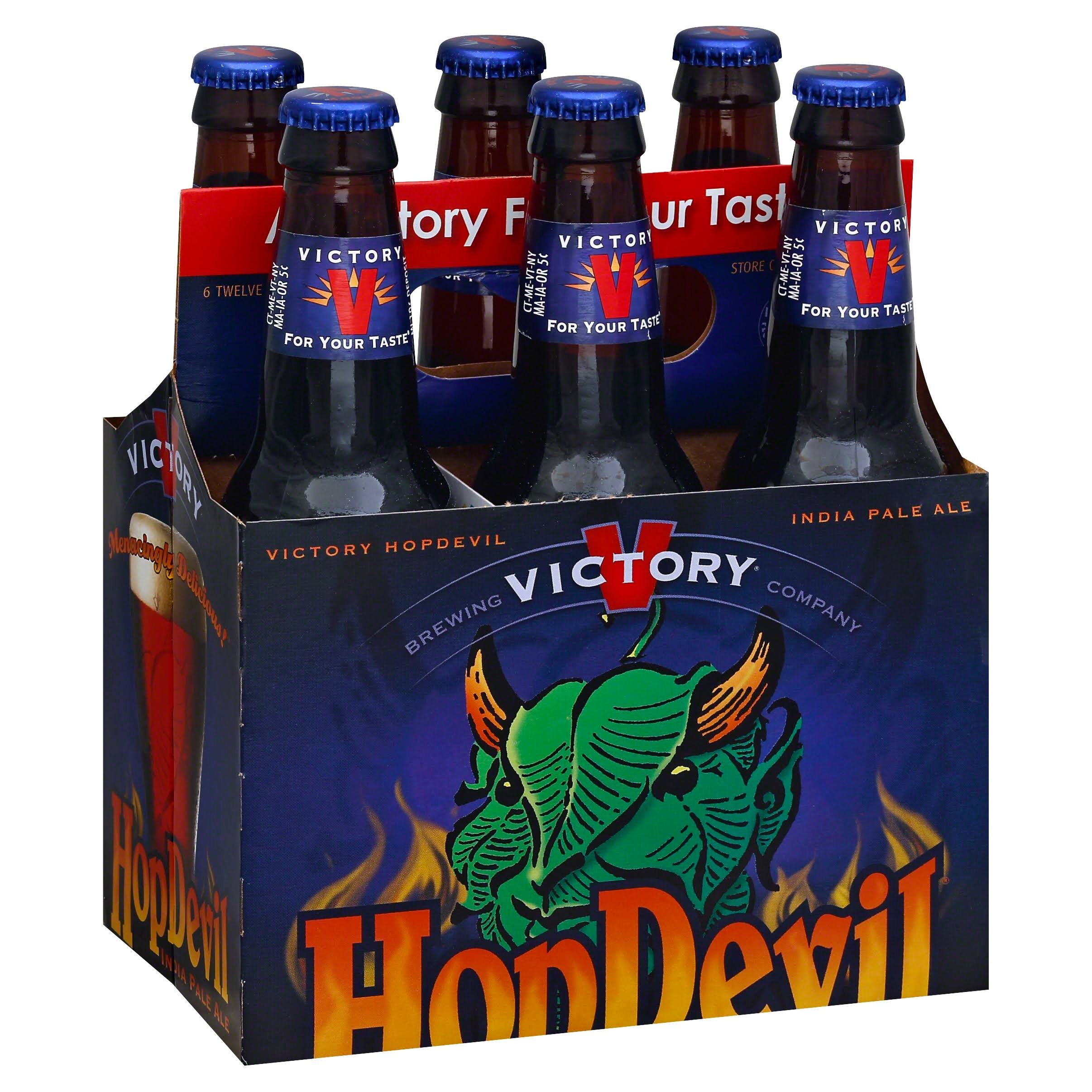 Victory Brewing HopDevil Ale - 12oz