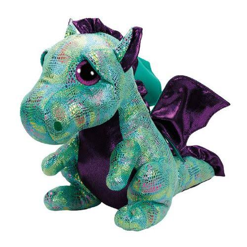 Ty Beanie Boo Cinder Dragon Stuffed Animal - 16""