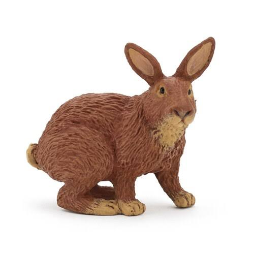 Papo 51049 Brown Rabbit Figure