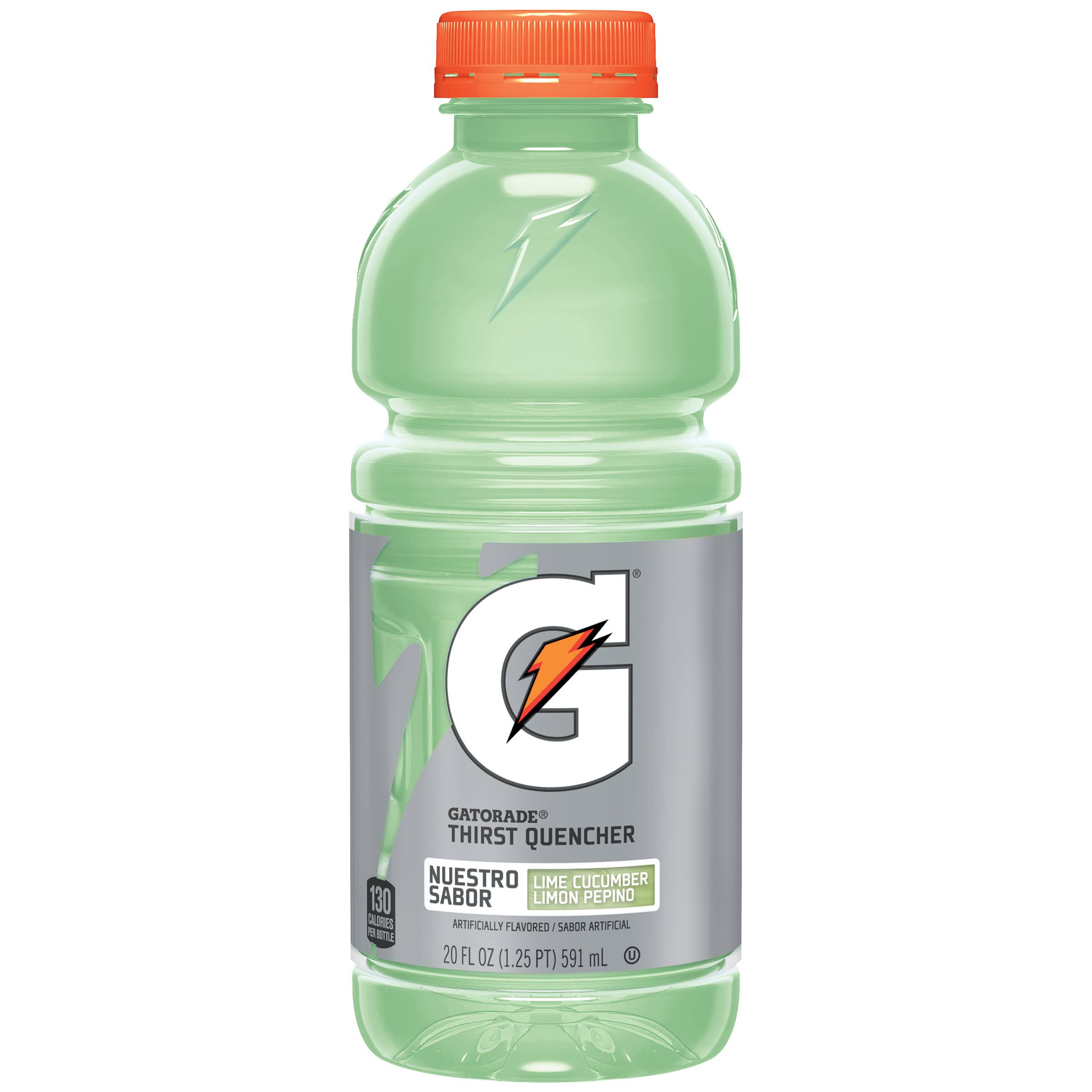 Gatorade Lime Cucumber 20Z - 20 fl oz