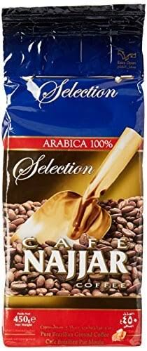 Selections Najjar Arabica 100% Coffee - 450g
