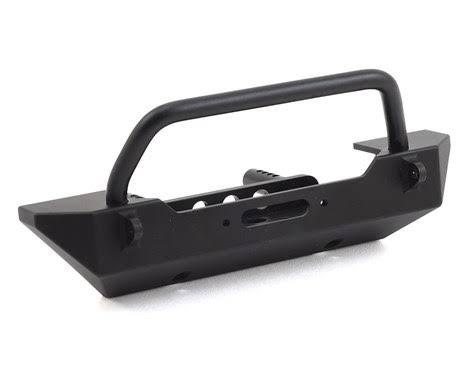 SSD RC SSD00235 Rock Shield Narrow Winch Bumper