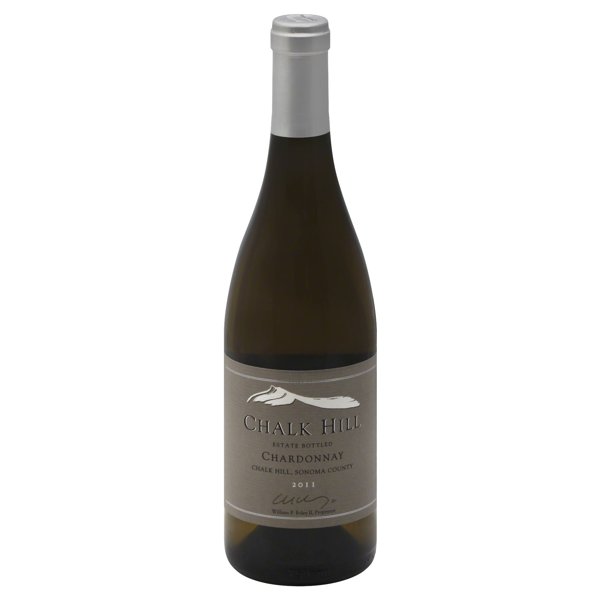 Chalk Hill Chardonnay, Chalk Hill, Sonoma County, 2011 - 750 ml
