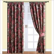 Pink Ruffle Curtain Topper by Swag Curtains For Living Room Salem Kitchen Swag Curtain Valance