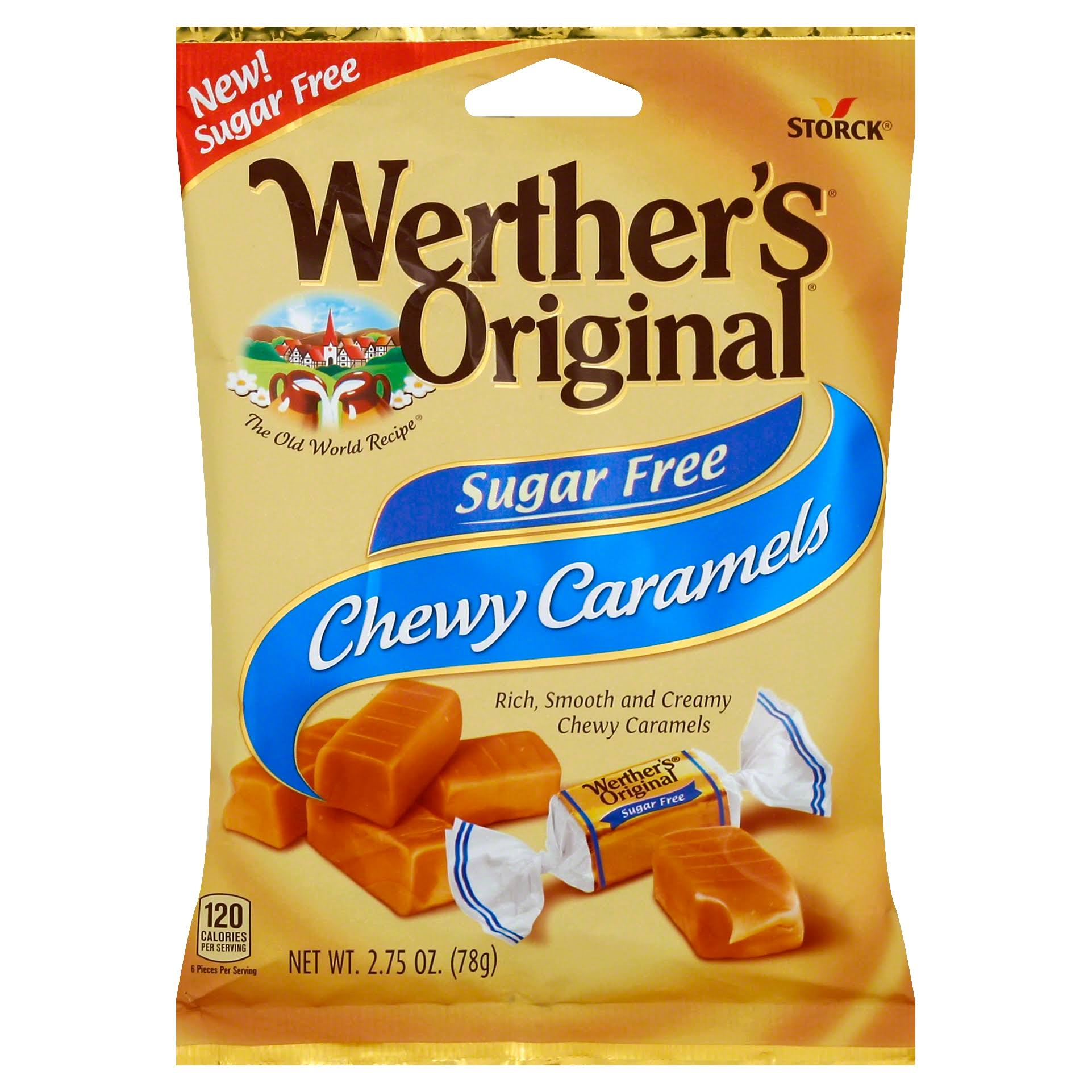 Werther's Original Chewy Caramels Candy