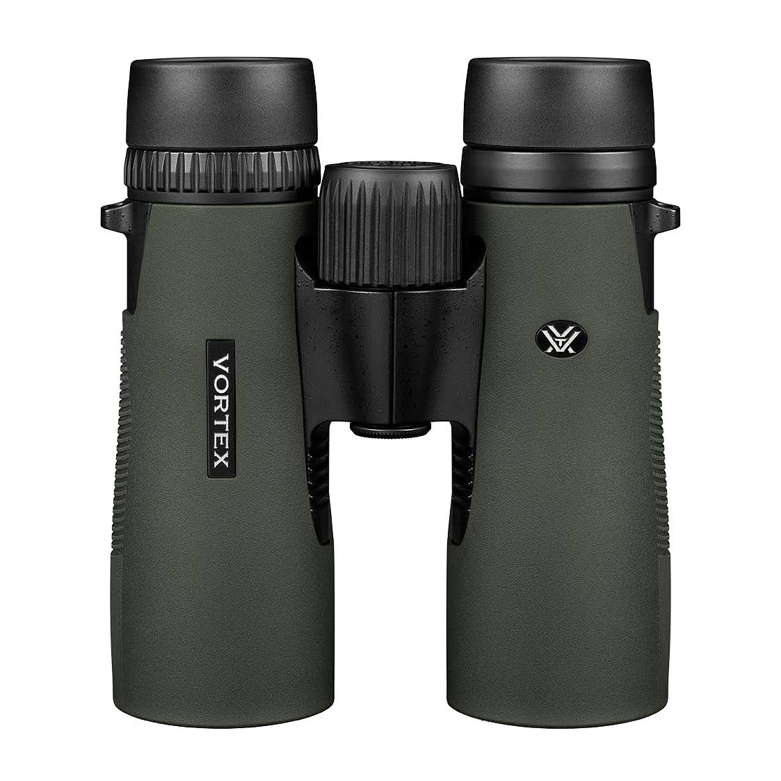 Vortex Diamondback HD Roof Prism Binoculars with GlassPak Harness Case - 8x42