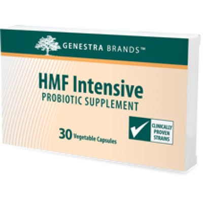 Genestra HMF Intensive Probiotic Supplement - 30ct