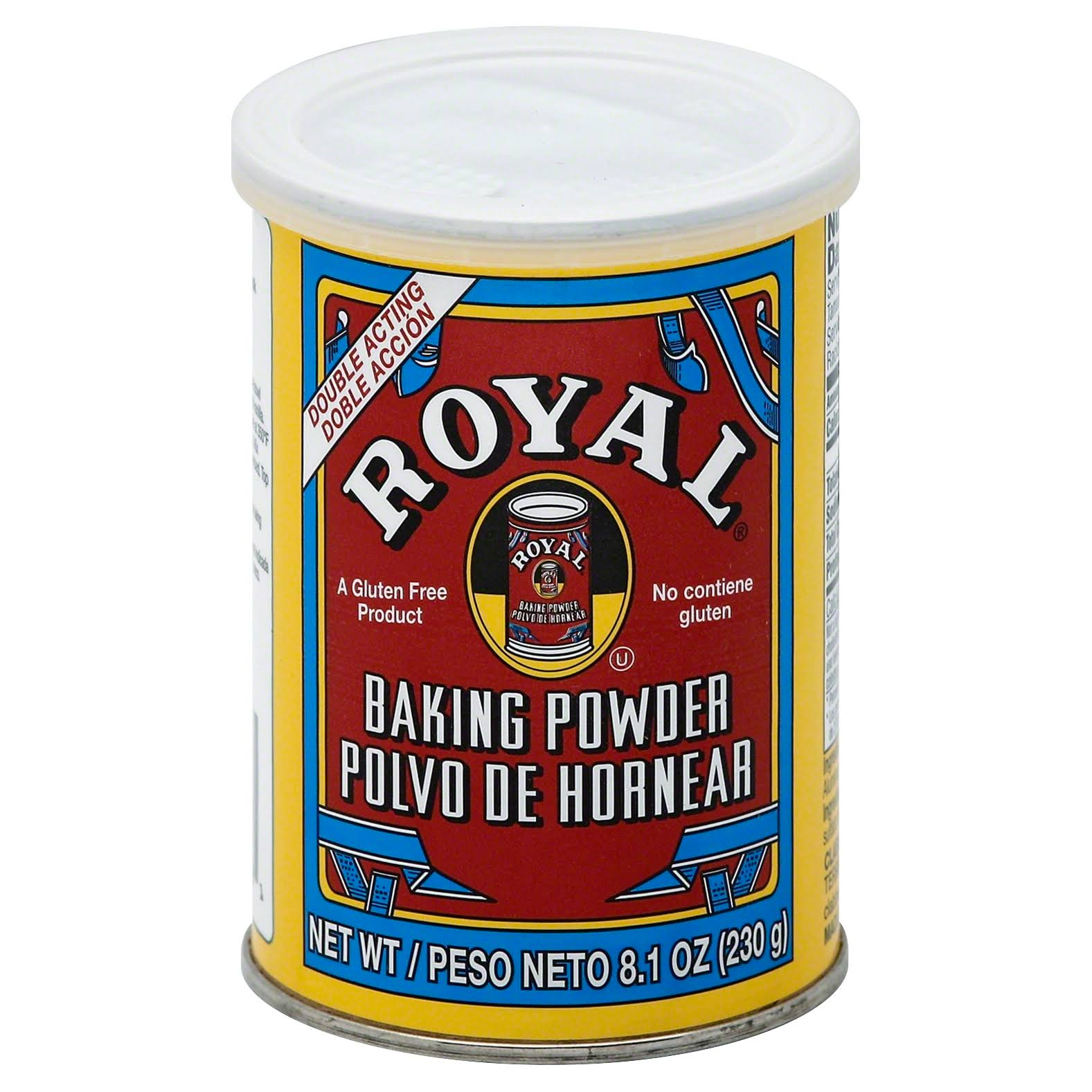 Royal Baking Powder - 8.1 oz