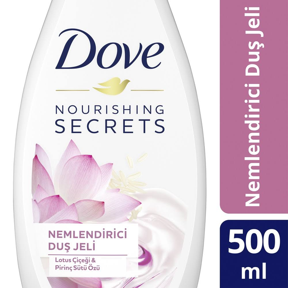Dove Nourishing Secrets Glowing Ritual Shower Gel - 500ml