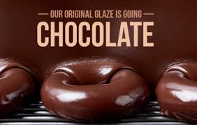 Krispy Kreme Halloween Donuts Calories by The Krispy Kreme Reese U0027s Peanut Butter Doughnut Is Officially A