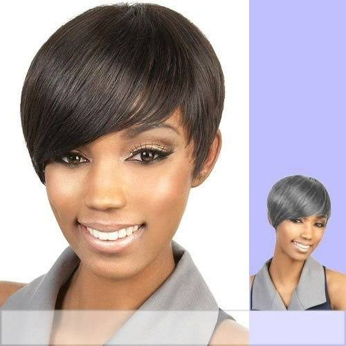 Motown Tress H. Volta - Human Hair Full Wig in 60