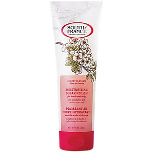 South of France Moisturizing Sugar Polish - Cherry Blossom, 8oz