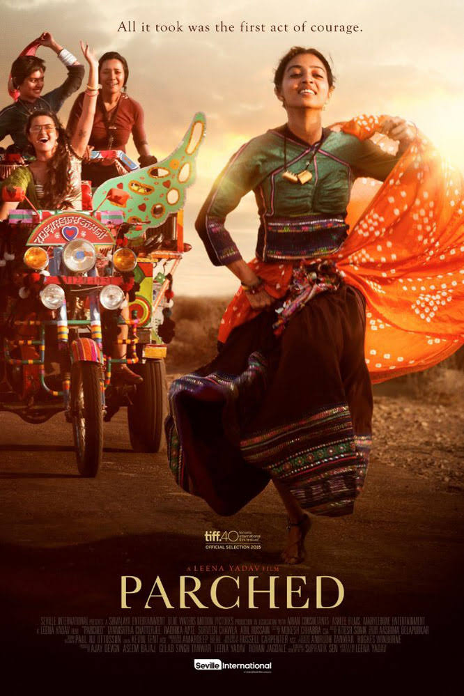 Parched 300MB Movie Download Full HD DVDRip