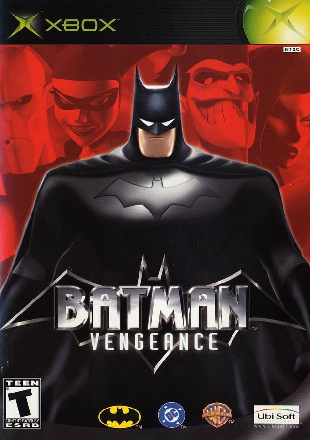 Batman Vengeance - Xbox