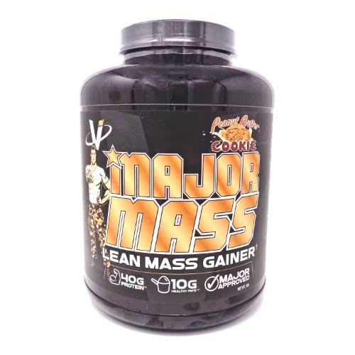 VMI Sports | Major Mass 4lbs - Peanut Butter Cookie