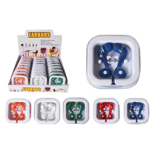 Diamond Visions Premium Earbuds - Assorted Colors