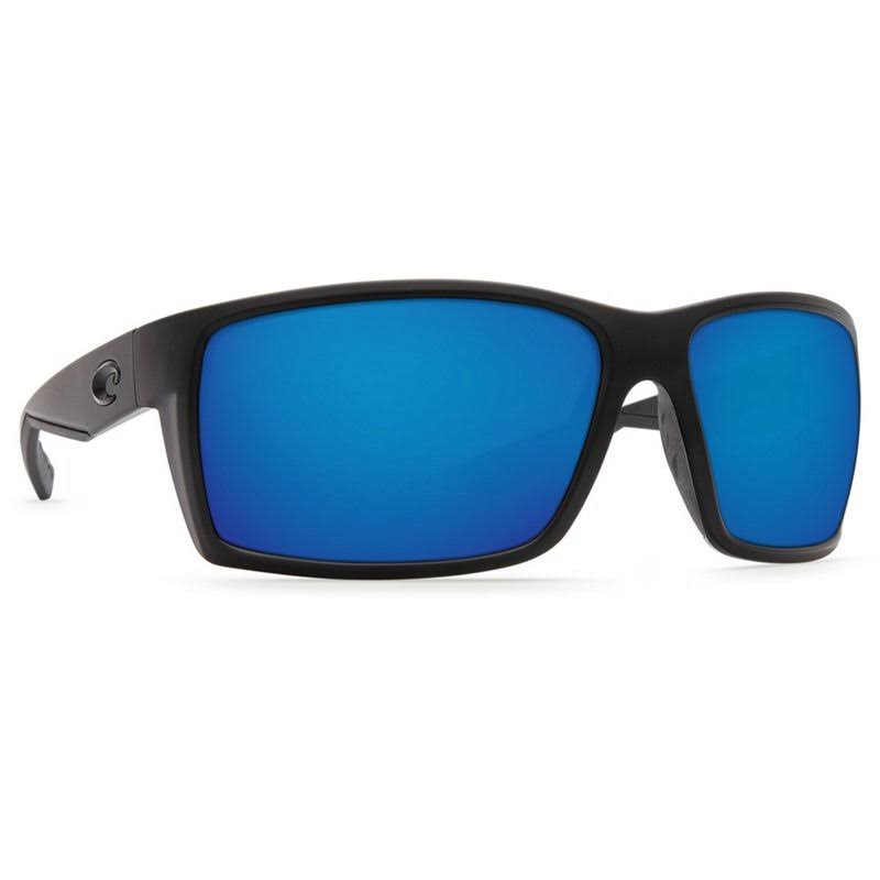 Costa Del Mar Reefton Sunglasses - Blackout, Blue