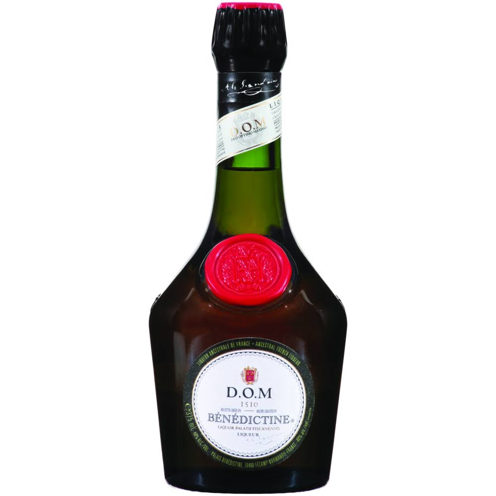 Benedictine Liqueur - 375 ml bottle