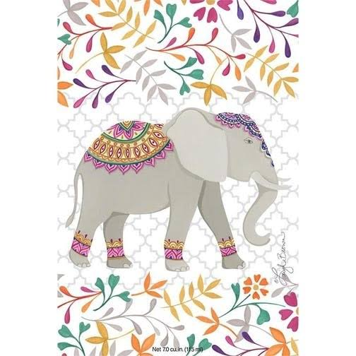 Fresh Scents Scented Sachet Elephant, Multicolor