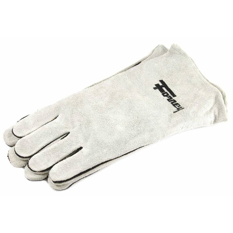 Forney 55200 Welding Gloves - Large, Grey