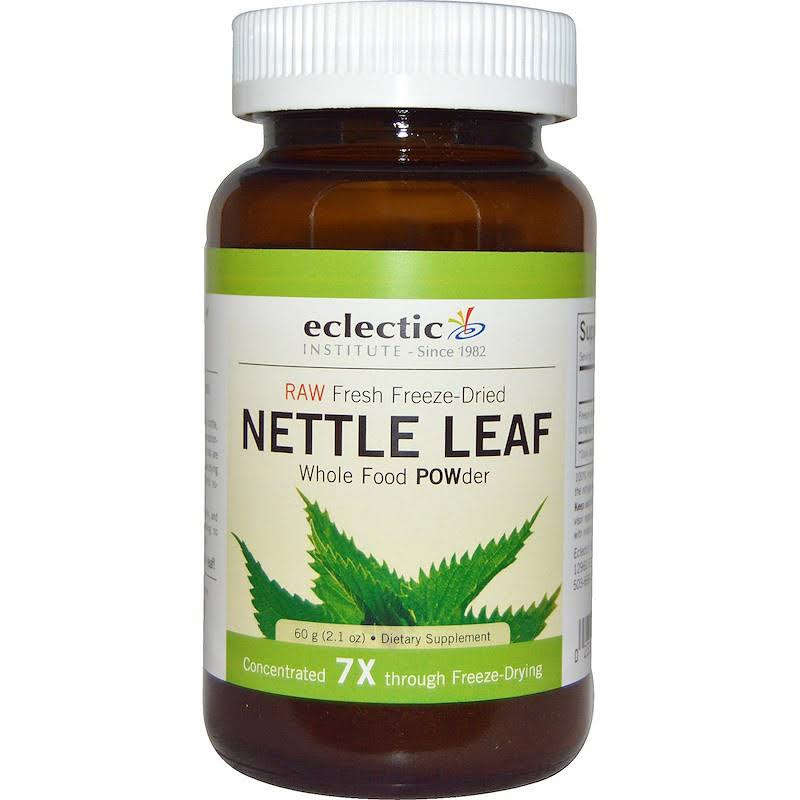 Eclectic Institute Nettle Leaf Powder - 60g