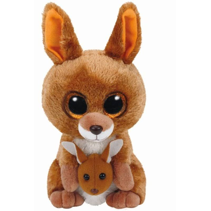 Ty Beanie Boo Plush - Kipper The Kangaroo, 6""