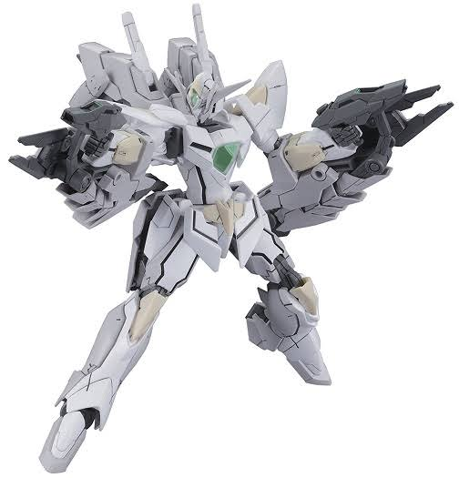 Bandai Gundam Build Fighters Reversible Gundam 1/144 Model Kit