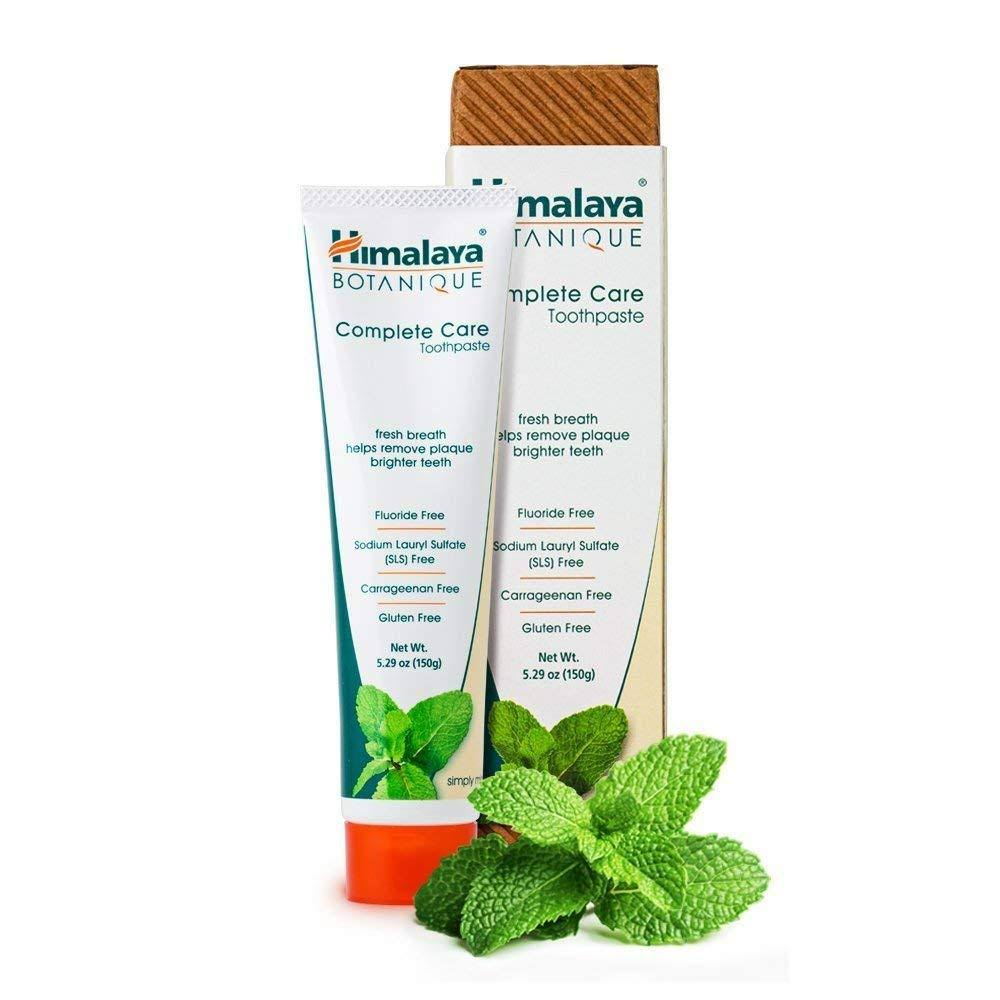 Himalaya Botanique Complete Care Simply Mint Toothpaste - 150g