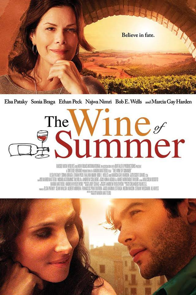 The Wine of Summer-The Wine of Summer