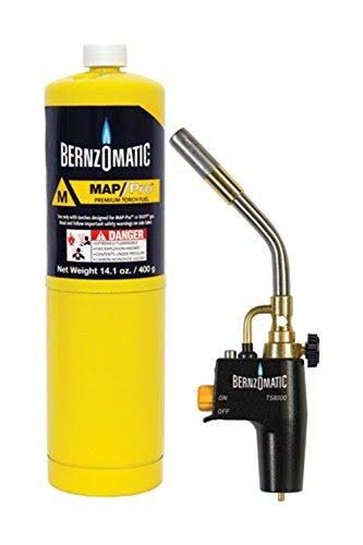 Bernzomatic Premium Torch Kit