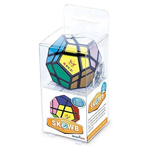 Genuine Meffert's Mini Skewb Brainteaser Rotational Classic Puzzle