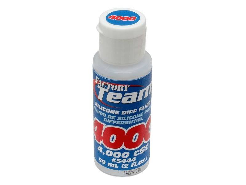 Associated Factory Team Silicone Differential Fluid - 4000 cSt