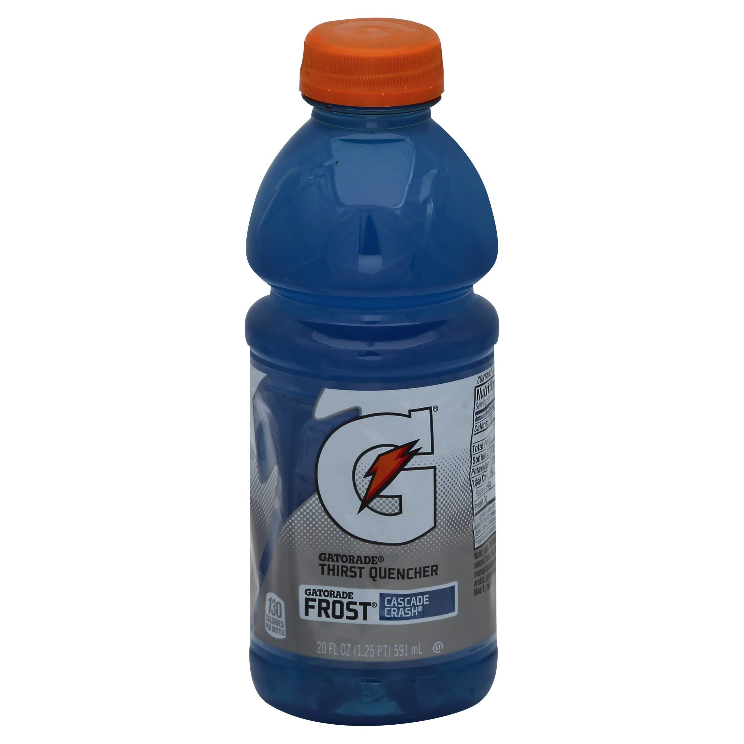 Gatorade G Series Thirst Quencher, Perform, Frost, Cascade Crash - 20 fl oz