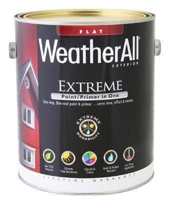 True Value WeatherAll Extreme Paint/Primer in One