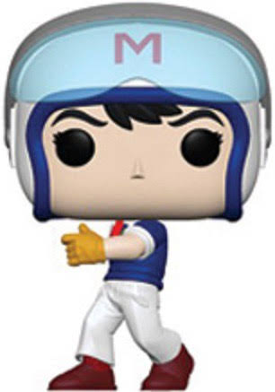 Funko Pop Animation Speed Racer Vinyl Figure