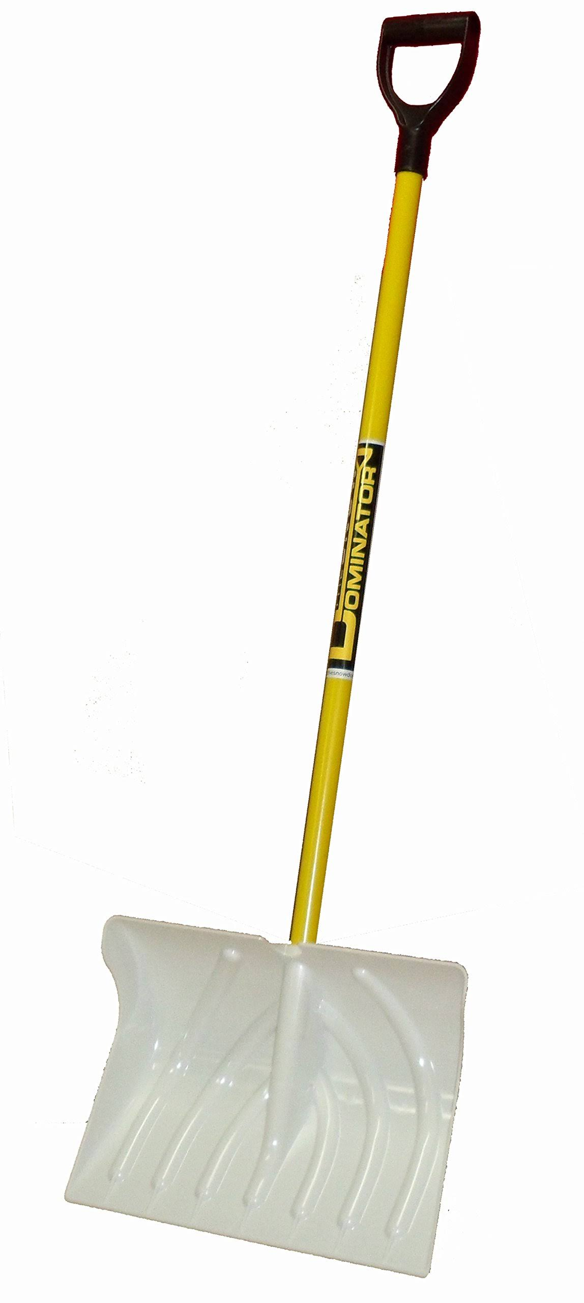 The Snow Dominator Snow Pusher and Scoop Combo Tool - 18""