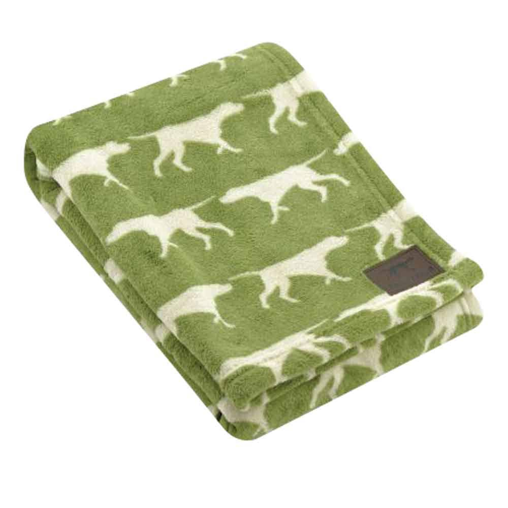 Tall Tails 88216041 Icon Dog Blanket Sage - 30 x 40 in.