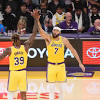 Lakers Restart Refresh: JaVale McGee, setting the tone at center