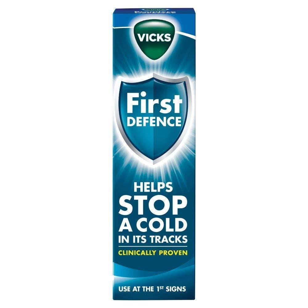 Vicks First Defence Nasal Spray Pump - 15ml
