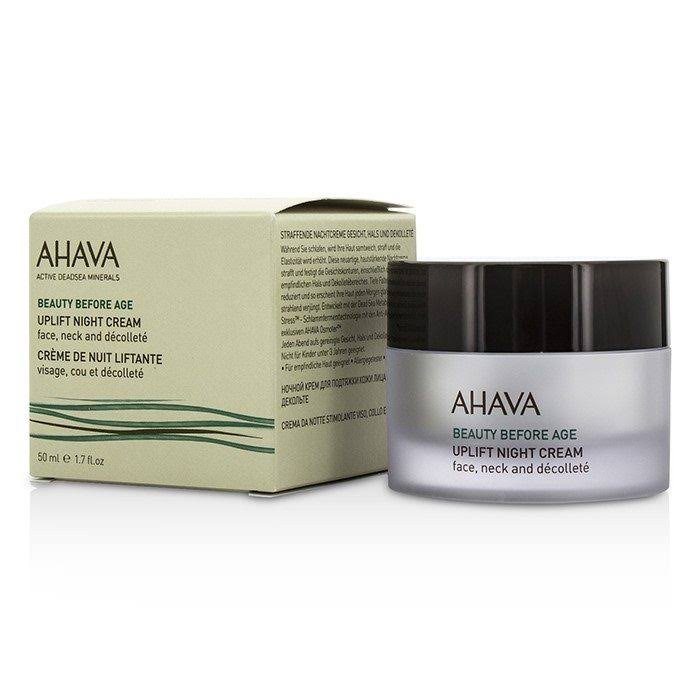 Ahava - Beauty Before Age Uplift Night Cream 1.7 oz.